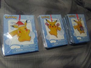 Pokemon Pikachu Christmas Ornaments for Sale in Tacoma, WA