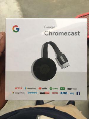 Google chromecast brand new for Sale in Atlanta, GA