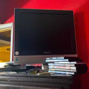 Tv Movies And DVD Includes Everything Work Todo Incluido Todo Sirve for Sale in Compton, CA