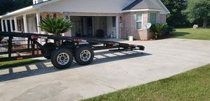 Two car hauler gooseneck for Sale in Springfield, GA
