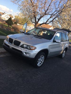 2004 BMW-X5 for Sale in West Valley City, UT