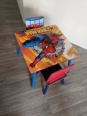Kids table and chairs for Sale in Tempe, AZ