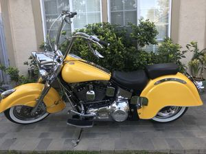 2001 Indian Chief Motorcycle for Sale in Los Angeles, CA