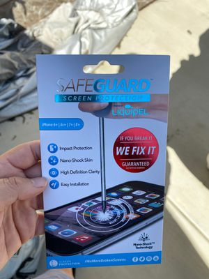 Brand new sealed safe guard screen protector for Sale in Rialto, CA