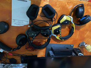 Headsets for gaming for Sale in Houston, TX
