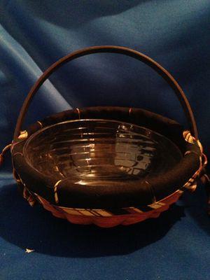Longaberger Handmade Basket for Sale in Haltom City, TX