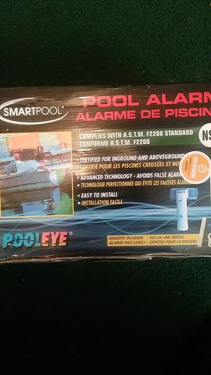 Pool alarm for Sale in Clinton, MD