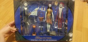 Nightmare Before Christmas figures for Sale in Olympia, WA
