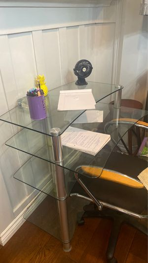 Desk glass for Sale in Los Angeles, CA