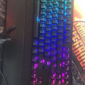 Onn. Gaming Keyboard for Sale in Oklahoma City, OK