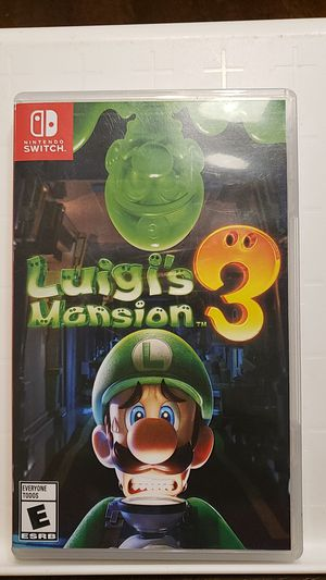 Nintendo Switch ~ Luigi's Mansion 3 ~ Like New for Sale in Saint Charles, MO
