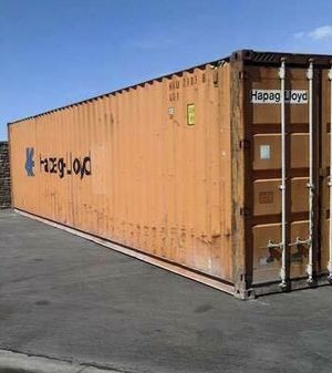 40' HC WWT Containers for Sale! for Sale in Beaumont, TX