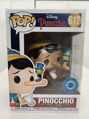 Disney Pinocchio Funko Pop! POP in a Box Exclusive! Brand New! for Sale in New York, NY