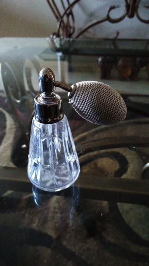 Antique perfume bottle Re-fillable Original for Sale in Miami, FL