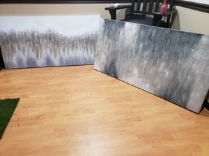 2 nice paintings...practically new for Sale in Glenarden, MD