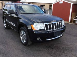 2008 Jeep Grand Cherokee Overland for Sale in Mesquite, TX