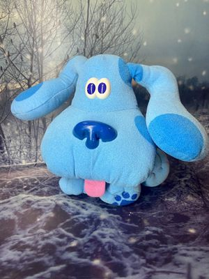 """Nickelodeon Blues clues 9"""" plush for Sale in Bellflower, CA"""