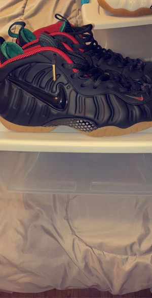 Black Gucci foamposites size 11 for Sale in Murfreesboro, TN