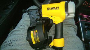 Nail gun - air compressor - siding and fencing for Sale in Gray Court, SC