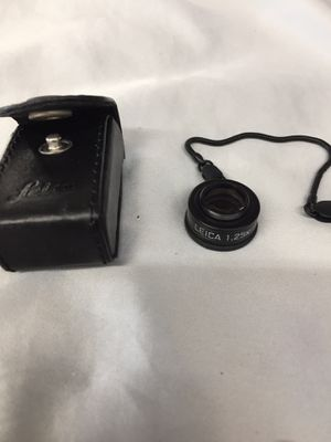 Leica Viewfinder for camera for Sale in Winter Park, FL