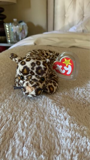 Freckles Ultra Rare Beanie Baby /w Tag Errors for Sale in Ladera Ranch, CA