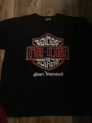Harley Davidson Shirt for Sale in Manteca, CA
