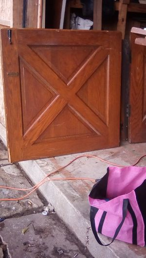 Upper and lower Dutch Door for Sale in Bartlesville, OK