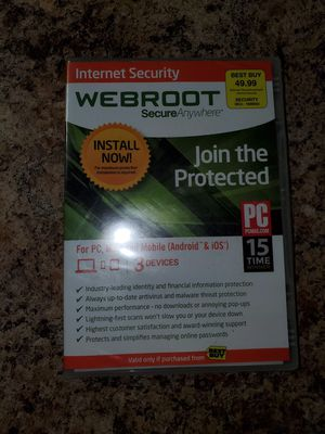 Webroot for Sale in Fresno, CA