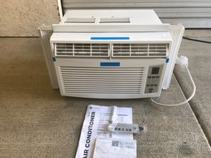 Air Conditioner w/remote & warranty for Sale in Eugene, OR