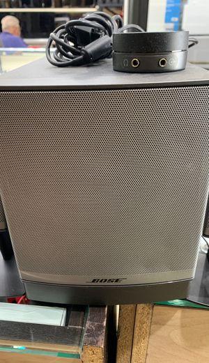 Bose Companion 3 Series 2 System for Sale in Evanston, IL