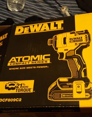Dewalt impact driver 20v max compact for Sale in Hazard, CA