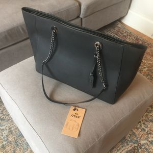 S-ZONE 15.6 inch Leather Laptop Tote Bag for Women Large Computer Shoulder Purse for Sale in Washington, DC
