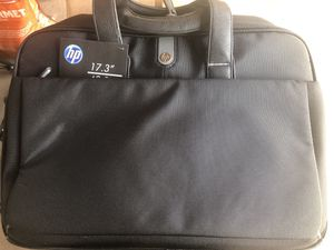 "HP 17.3"" laptop bag for Sale in Portland, OR"