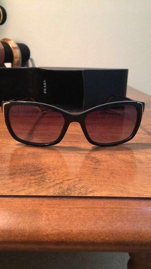 Black Authentic Prada sunglasses for Sale in Yorba Linda, CA