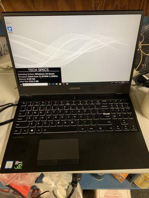 Lenovo Legion gaming laptop for Sale in Brandon, FL