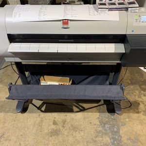 Plotter, Wide Format Printer, Oce for Sale in Dallas, TX