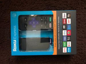 Roku Express Hd Brand New for Sale in Long Beach, CA