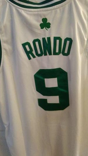 Celtics #9 size 52 Rondo jersey for Sale in Phoenix, AZ