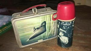 Antique lunch box with cup Collectible for Sale in Pittsburgh, PA