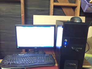 Entry level gaming pc for Sale in Temecula, CA