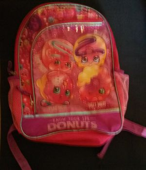 Shopkins backpack for Sale in Kingsport, TN