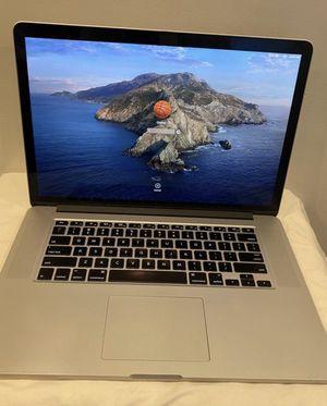 "Apple MacBook Pro 15"" late 2013 RETINA great shape for Sale in Upper Marlboro, MD"