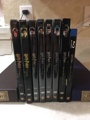 Harry Potter Complete DVD Collection for Sale in Waxahachie, TX