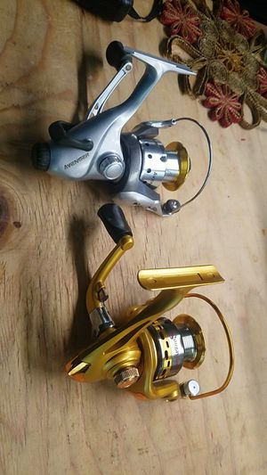 Spinning Reels. Saltwater and Freshwater for Sale in Litchfield, CT