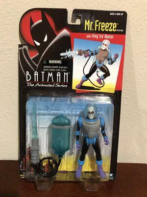 Mr. Freeze Batman cartoon series action figure for Sale in Thonotosassa, FL