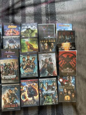 Marvel movies for Sale in Las Vegas, NV