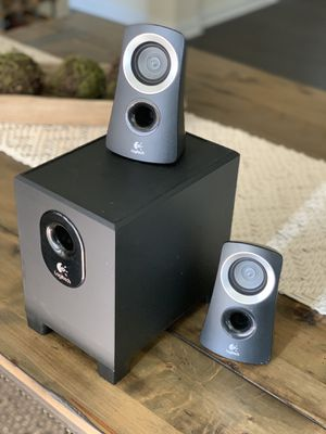 Logitech Speaker System & Subwoofer for Sale in Grove City, OH