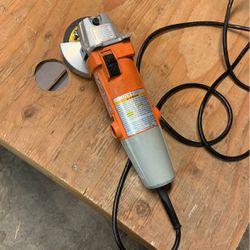 """Chicago 4"""" Angle Grinder 120v 60hz 11000 Rpm for Sale in Portland,  OR"""