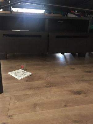 IKEA computer desk and IKEA tv stand for Sale in Oakland, CA
