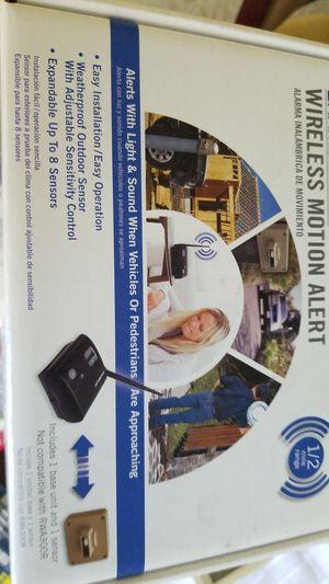 Chamberlain wireless motion alert for Sale in Santa Monica, CA
